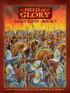 A81  Field of Glory  - Army Lists Book 1 (2nd edition)